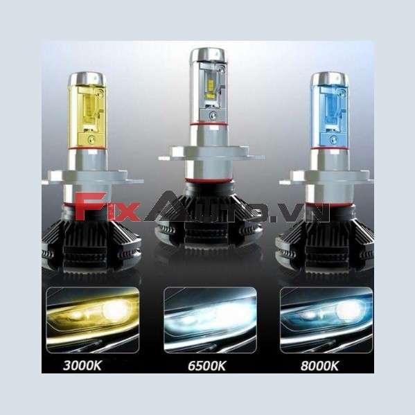 bóng đèn led X3