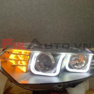 Đèn pha Eco Sport mẫu chữ u