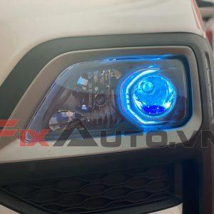 độ đèn xe Kona
