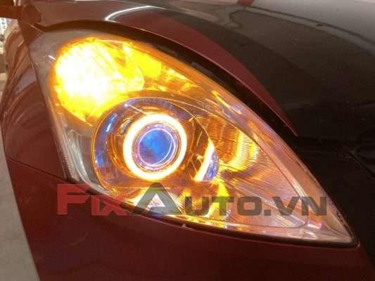 độ đèn xe swift