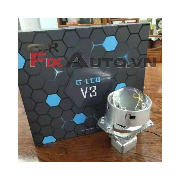 độ đèn bi led GTR V3