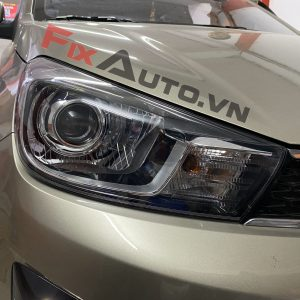 Độ đèn xe Kia Soluto