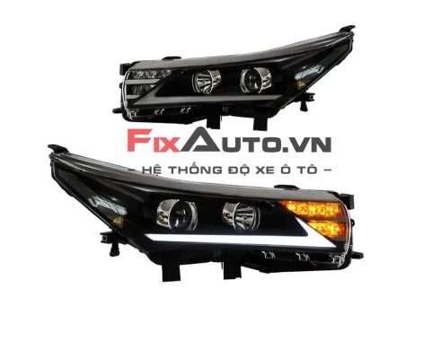 Đèn pha xe Altis mẫu Lexus