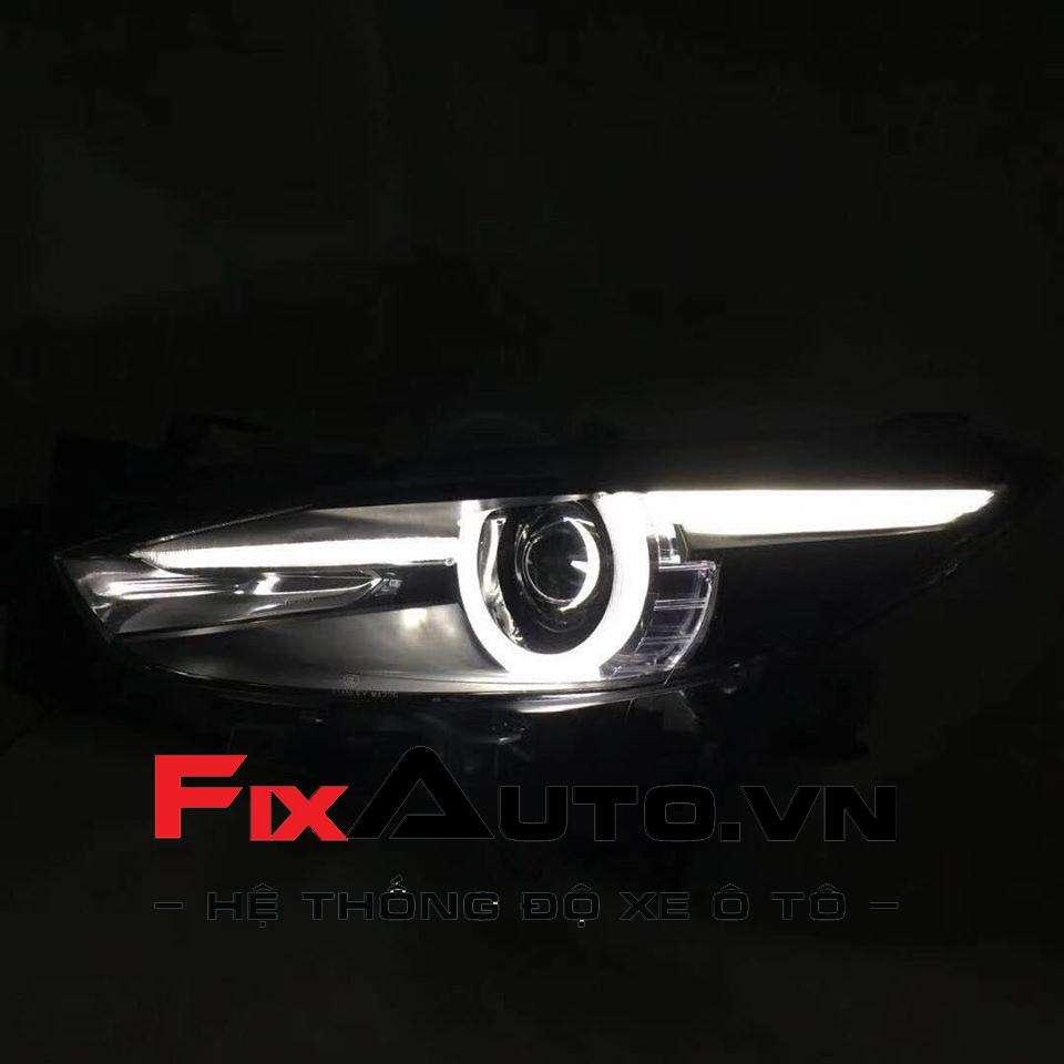 Đèn pha Mazda 3 bản 2.0