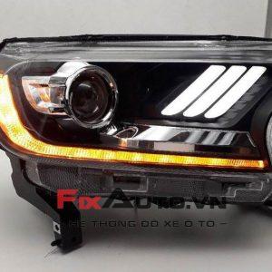 Đèn pha xe Ranger mẫu Mustang