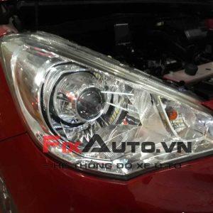 Độ đèn xe Attrage