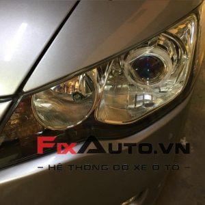 Độ đèn xe Civic