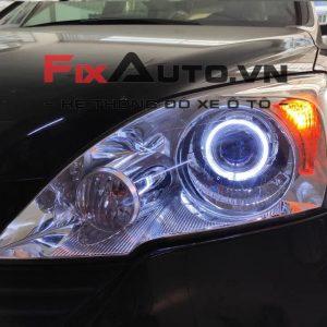 độ đèn xe CRV