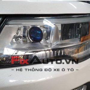 Độ đèn xe Explorer