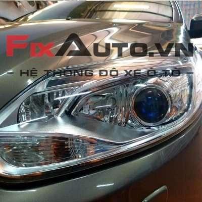 Độ đèn xe Focus