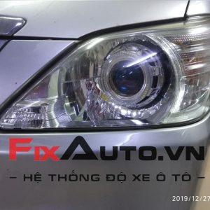 Độ đèn xe Innova