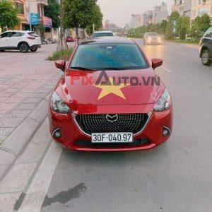 Mặt calang sao rơi Mazda 2