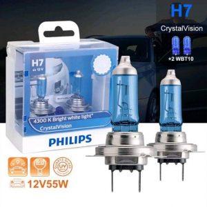 Bóng đèn philips ô tô
