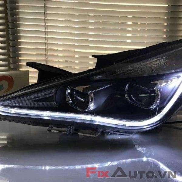 Độ đèn ô tô Hà nội