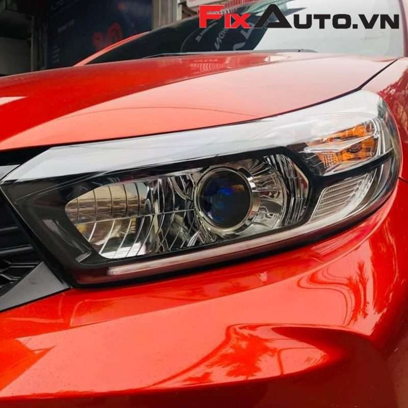 Độ đèn ô tô Ninh Bình