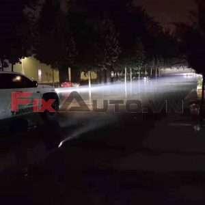 Độ đèn ô tô Vĩnh Phúc