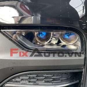 Độ đèn xe Lux A2.0