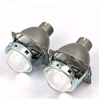Độ đèn xe Mirage