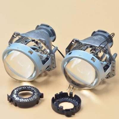Độ đèn xe Pajero Sport