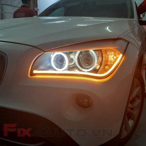 Độ đèn xe BMV X3