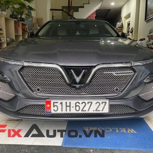 Mặt calang President xe Lux A2.0
