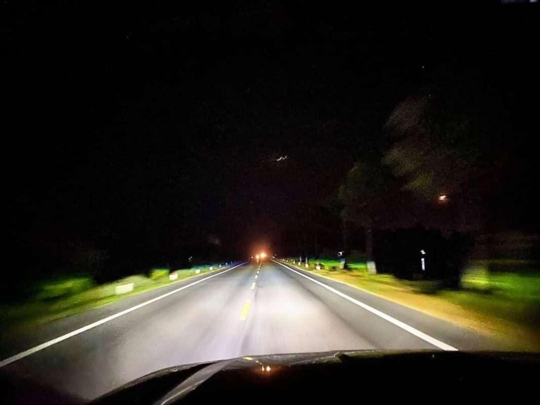 tăng sáng ô tô