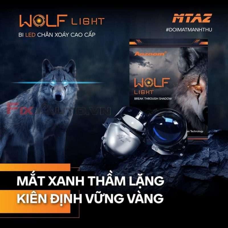 Bi led wofl light