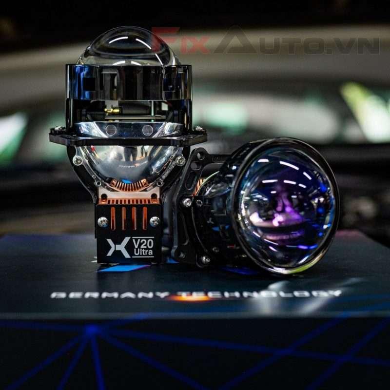 X light v20 ultra