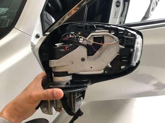 Sửa gương ô tô