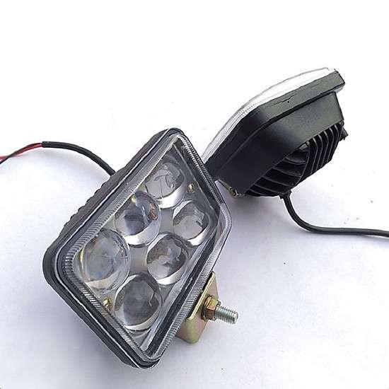độ đèn xe tải