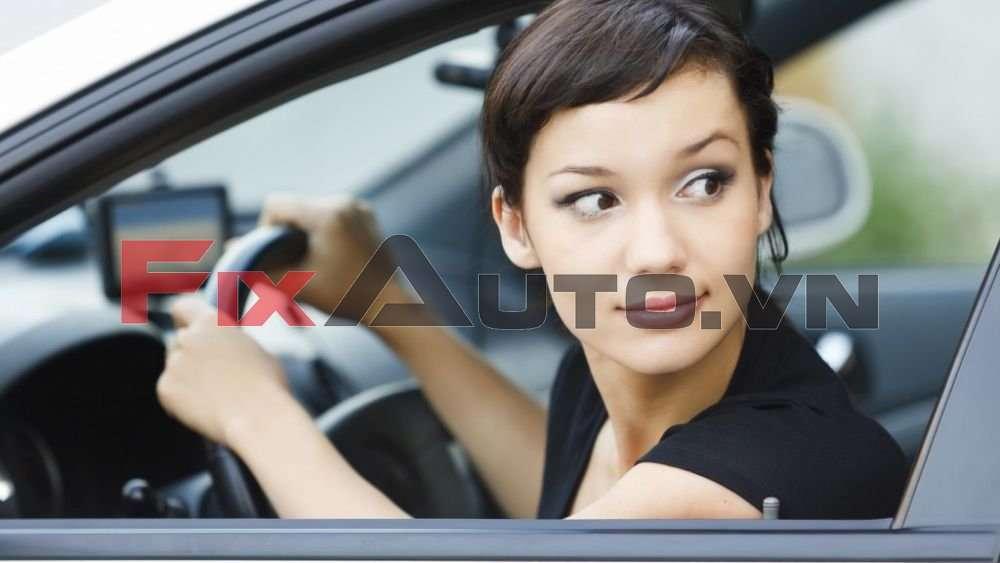 kinh nghiệm căn đường khi lái ô tô
