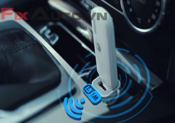 Bộ phát wifi ô tô